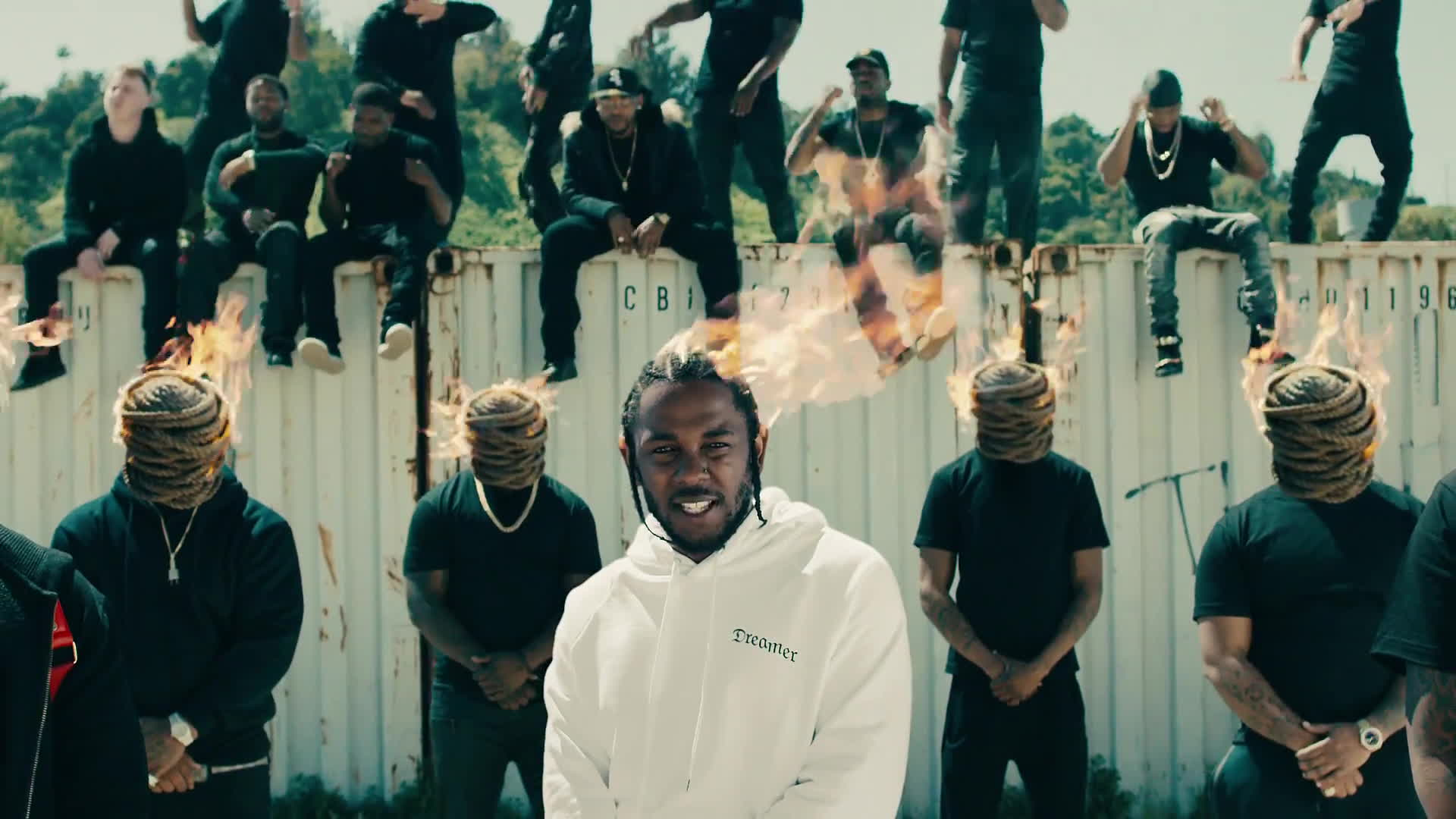 Kendrick Lamar  Chủ nhân của 8 đề cử tại VMAs 2017 là ai?