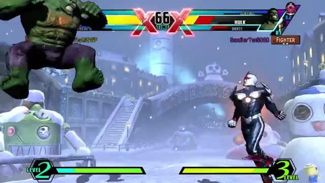 Hulk Faux pas 1