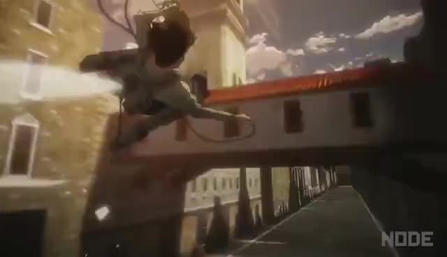 Watch Eren goes titan GIF on Gfycat. Discover more attack, eren, titan GIFs on Gfycat