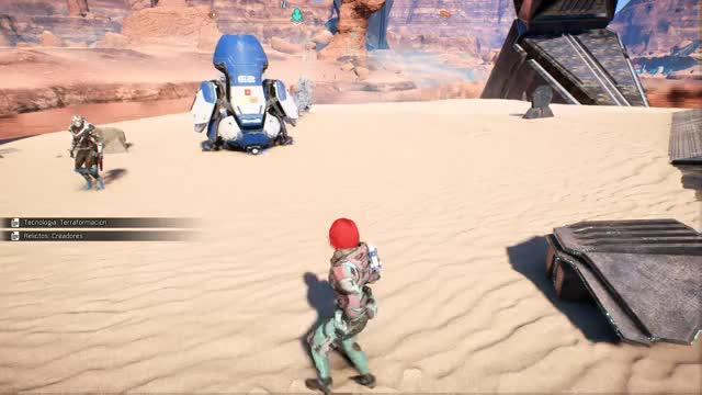 Watch MassEffect GIF by Xbox DVR (@xboxdvr) on Gfycat. Discover more Criz de Oz, MassEffectAndromeda, xbox, xbox dvr, xbox one GIFs on Gfycat