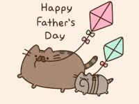 Watch and share Happy Fathers Day GIFs and Pusheen GIFs on Gfycat