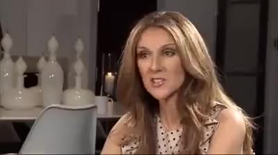 Watch and share Céline Dion GIFs on Gfycat