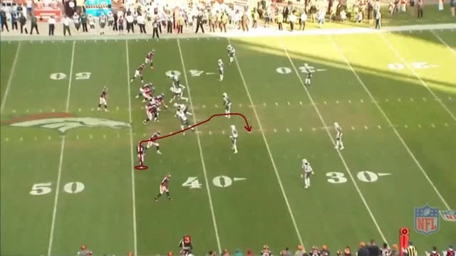 Watch and share Jamaal Charles Route GIFs by markbullock on Gfycat
