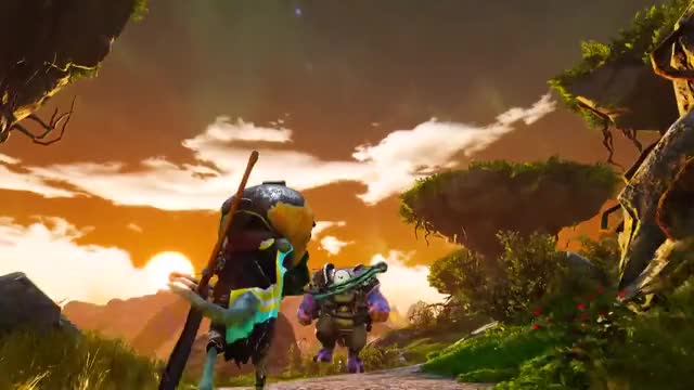 Biomutant Gameplay Trailer Gamescom 2018 Gif Find Make