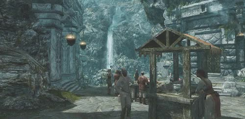 Watch and share The Elder Scrolls GIFs and Modded Skyrim GIFs on Gfycat