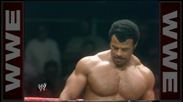 Watch and share The Rock - Championship Wrestling 1984 GIFs on Gfycat