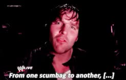 Watch i'm touching myself tonight; GIF on Gfycat. Discover more dean ambrose, deansroman, jonomoxley, my gifs, seth rollins, starbrose, wwe GIFs on Gfycat