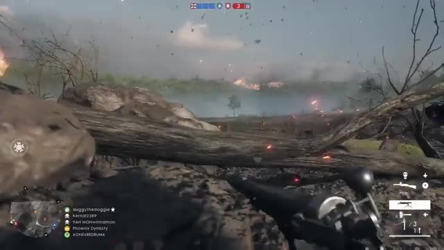 Watch Battlefield™ 1 GIF on Gfycat. Discover more battlefield_one, battlefield™ 1, xbox one GIFs on Gfycat
