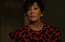 Watch and share Sorry Not Sorry GIFs and Kris Jenner GIFs by Reactions on Gfycat