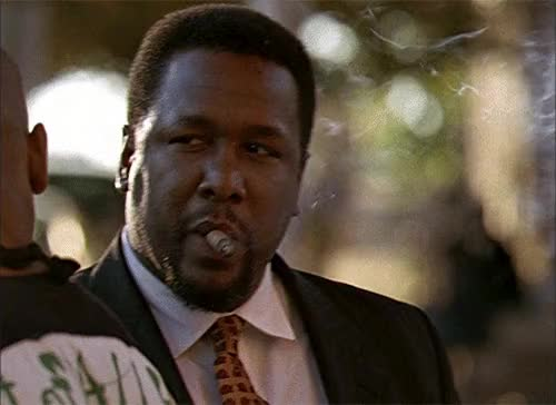 Watch Niggas need to grow up GIF on Gfycat. Discover more wendell pierce GIFs on Gfycat