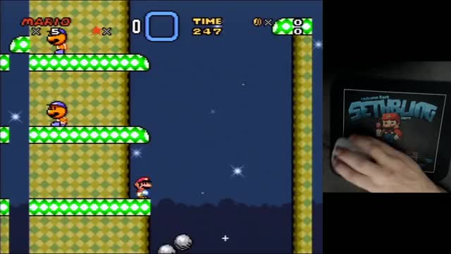 Watch and share Super Mario World GIFs and Snes Mouse GIFs by patrick.klepek on Gfycat