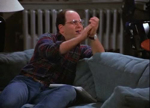 Watch this applause GIF by Reaction GIFs (@sypher0115) on Gfycat. Discover more applause, clap, clapping, george costanza, jason alexander, respect, seinfeld, slow clap GIFs on Gfycat