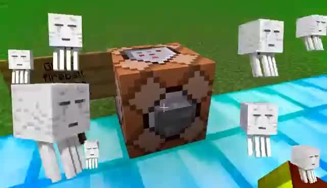 Minecraft Updates that CHANGED GIFs