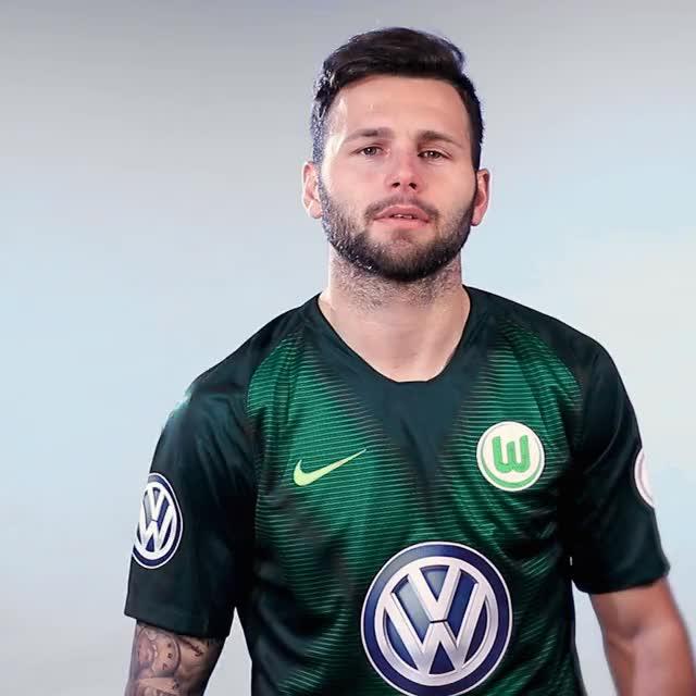 Watch and share 08 GutKick GIFs by VfL Wolfsburg on Gfycat