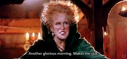 Watch not a morning person (13) GIF on Gfycat. Discover more bette midler GIFs on Gfycat