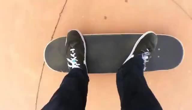 Watch 360 flip GIF on Gfycat. Discover more skateboarding GIFs on Gfycat