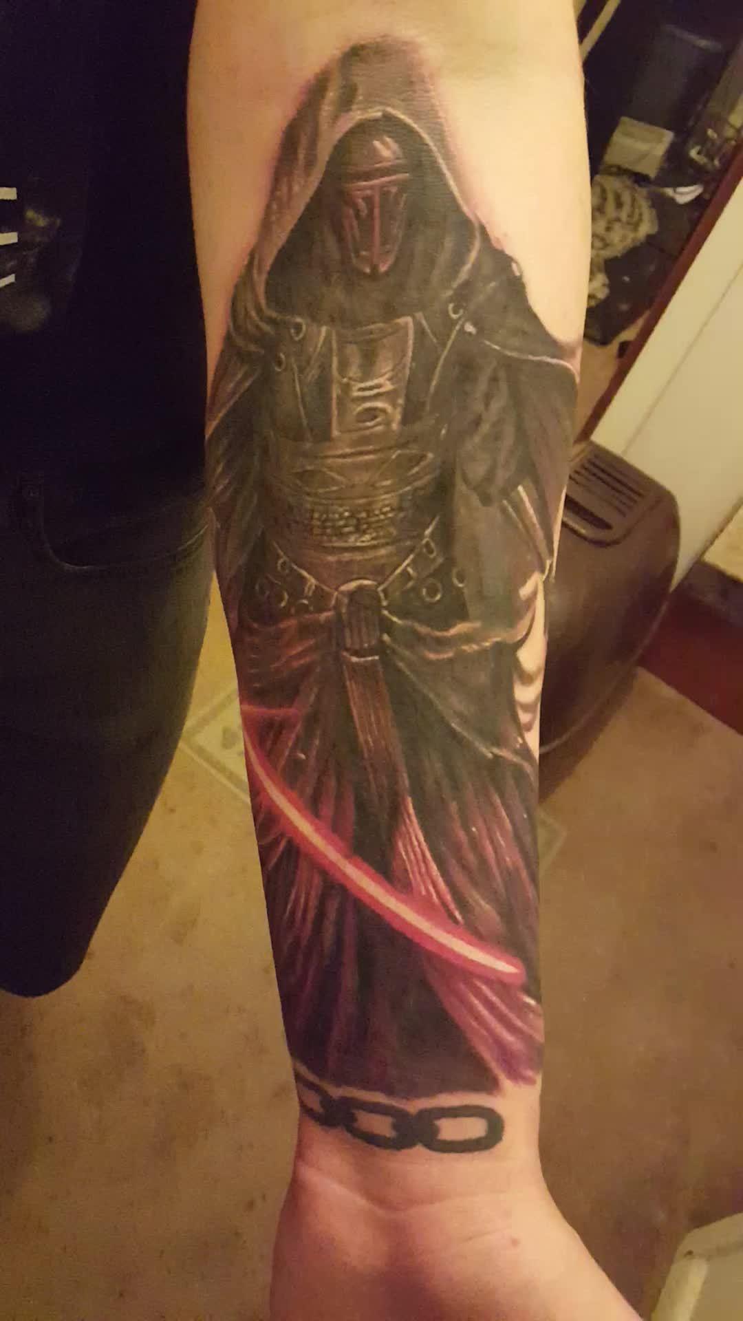 tattoos, Revan tattoo GIFs