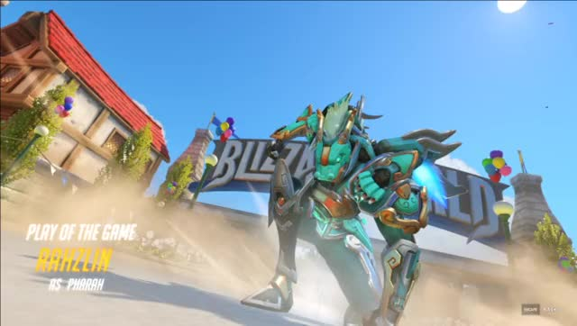 Watch and share Overwatch GIFs and Potg GIFs by rahzlin on Gfycat
