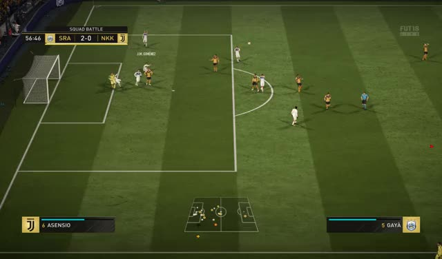 Watch and share FIFA 18 2017.10.24 - 19.01.24.13383.DVR.mp4 GIFs by seradona on Gfycat