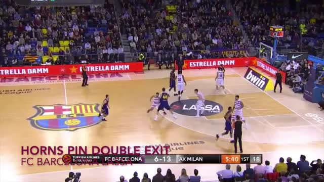 Watch and share Basketball GIFs and Barcelona GIFs on Gfycat