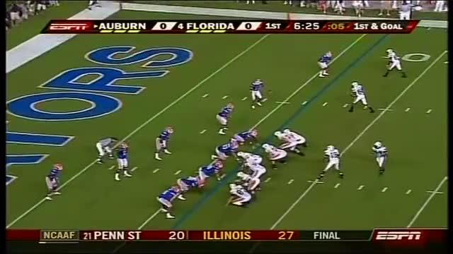 Watch Auburn vs. Florida 2007 GIF on Gfycat. Discover more Al Borges, Brandon Cox, Carl Stewart, Charlie Strong, Dan Mullen, Lee Ziemba, Ryan Pugh, Tommy Tuberville, Urban Meyer, Will Muschamp, football GIFs on Gfycat