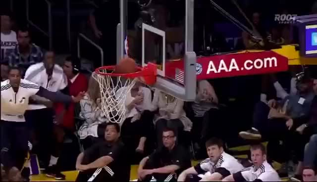 Watch Killer Crossover GIF on Gfycat. Discover more basketball, crossover, nba GIFs on Gfycat