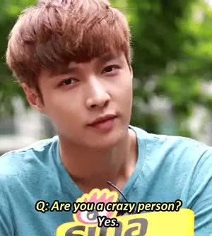 Watch and share Zhang Yixing GIFs and Mine GIFs on Gfycat