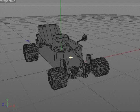 Watch and share Cinema 4d GIFs and Wireframe GIFs by Devil's Garage on Gfycat
