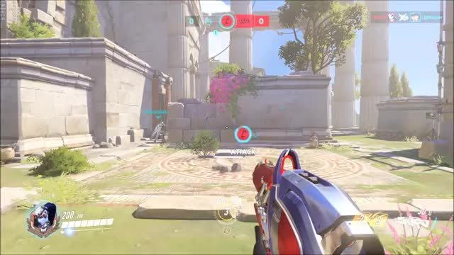 Watch and share Overwatch GIFs and Widow GIFs by Panerai Gaming on Gfycat