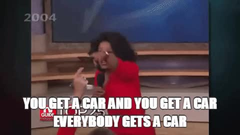 Watch and share Everybody Gets A Car GIFs on Gfycat