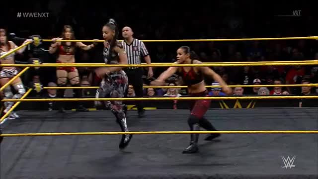 Watch and share Shayna Baszler GIFs and Bianca Belair GIFs by LennyBodega on Gfycat
