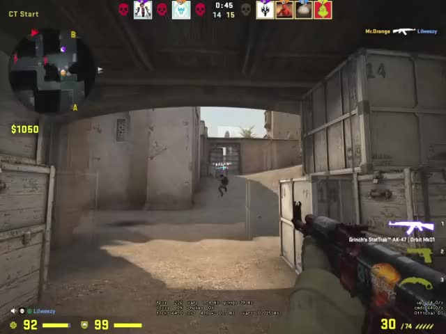 Watch and share 1v4 To Secure The Draw GIFs by yup___ on Gfycat