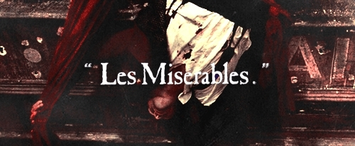 1k, Enjolras, Fantine, Gavroche, Jean Valjean, Les Misérables, My stuff, ahh don't you just love it when they do ~the thing~, lesmisedit, lmquote, my edits, tu fui, ego eris GIFs