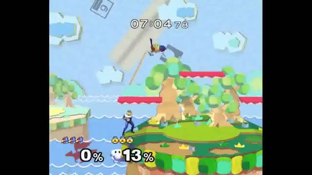 Watch falco combo GIF on Gfycat. Discover more Levingy, Melee, Smash Bros GIFs on Gfycat