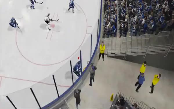 Watch and share NHL 15 - Goal From My Circle  GIFs by dynomikev2 on Gfycat