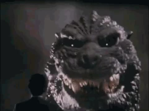 Watch and share Downvote GIFs and Godzilla GIFs on Gfycat
