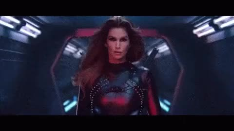 Watch and share Cindy Crawford Bad Blood GIFs on Gfycat