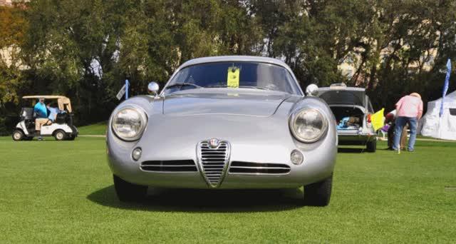 Watch and share Amelia Highlights Alfa Romeo Giulietta Longtail GIFs on Gfycat