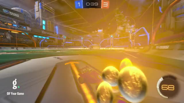 Goal 5: A Pros Smurf (Not Actually) GIF by Gif Your Game