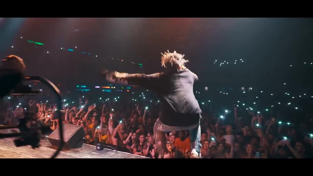 Minneapolis, Minnesota, juicewrld, myth, xxxtentacion, Juice WRLD jumping like X GIFs