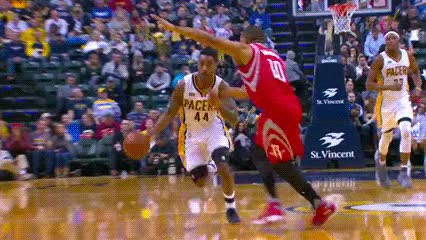 Watch and share Jeff Teague — Indiana Pacers GIFs by Off-Hand on Gfycat