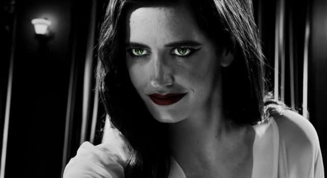 Watch and share Eva Green GIFs and Sin City GIFs by Geez Dude on Gfycat