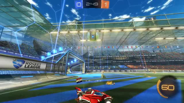 Watch Goal 2: AE   DennY. GIF by Gif Your Game (@gifyourgame) on Gfycat. Discover more AE   DennY., Gif Your Game, GifYourGame, Goal, Rocket League, RocketLeague GIFs on Gfycat