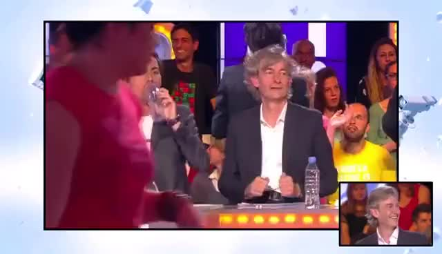 Watch and share Bertrand Chameroy GIFs and Gilles Verdez GIFs on Gfycat