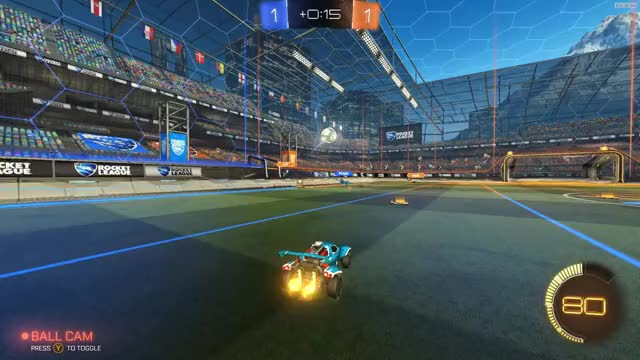 Watch juicy OT double GIF by synthex (@synthex) on Gfycat. Discover more RocketLeague GIFs on Gfycat