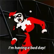 Watch We're all stories in the end GIF on Gfycat. Discover more batman: the animated series, btas, dc comics, dcau, harley quinn, nemesistuff GIFs on Gfycat