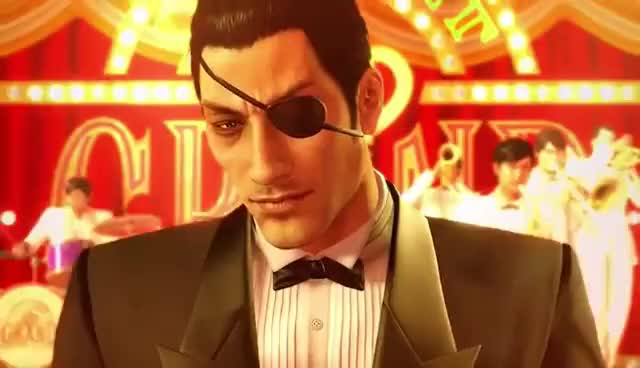Watch and share Ryu Ga Gotoku 0 - Majima's Amazing Introduction GIFs on Gfycat