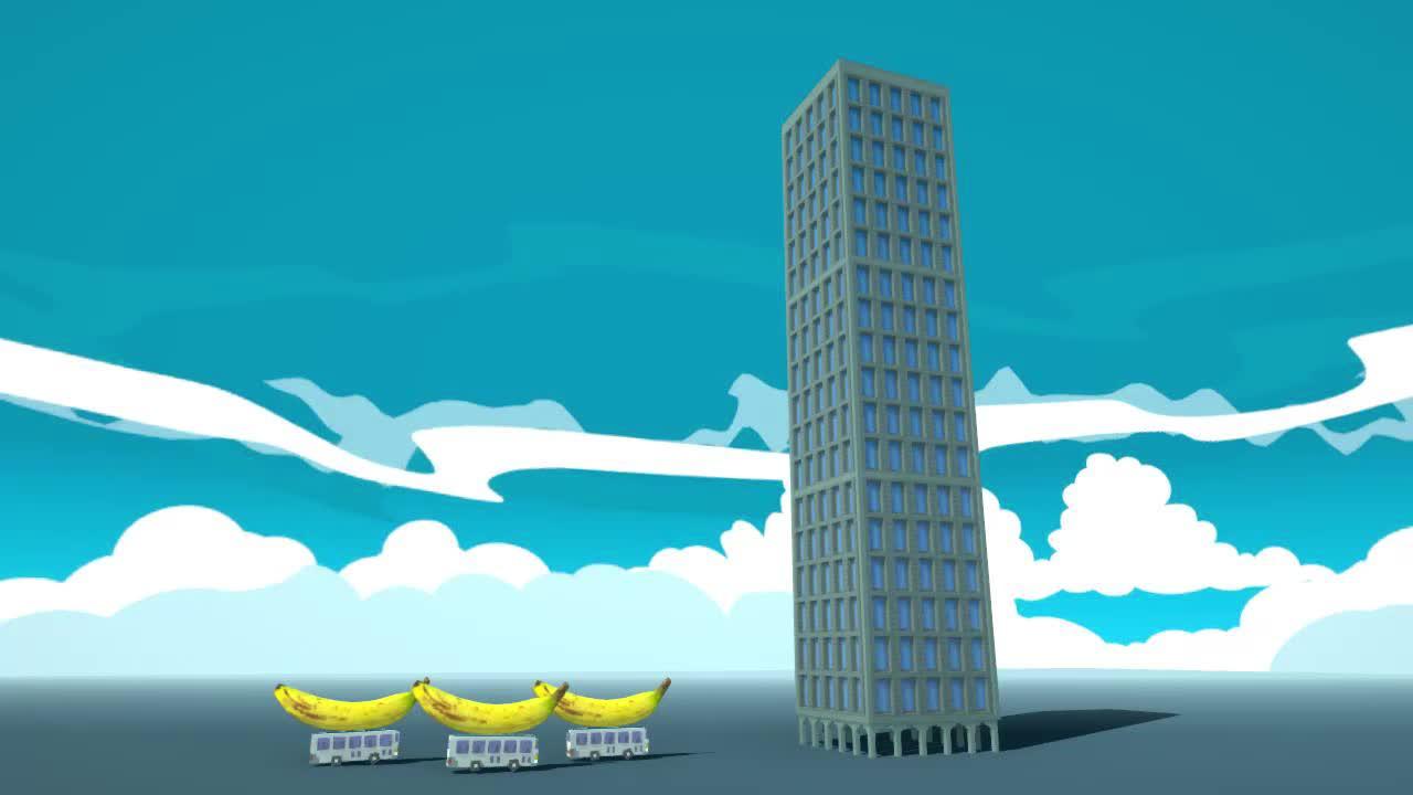 unity3d, Bananas GIFs
