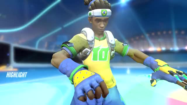 Watch and share Outplay GIFs and Lucio GIFs by dukeofshadow on Gfycat