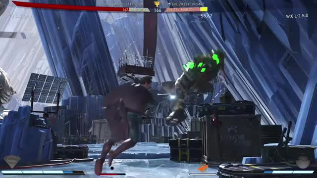 Watch this GIF by Gamer DVR (@xboxdvr) on Gfycat. Discover more Injustice2, OmegaMagnus11, xbox, xbox dvr, xbox one GIFs on Gfycat